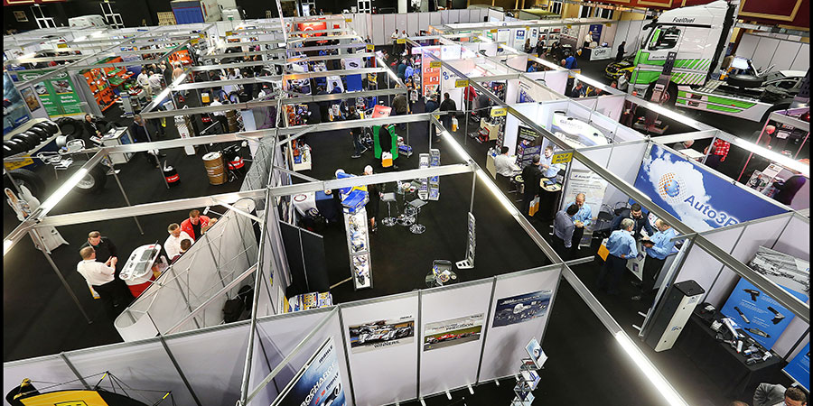 ZEETEX Flags up at Auto Trade EXPO – Ireland