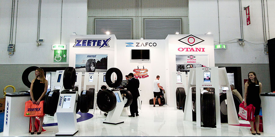 Zeetex Shows Up at Autopromotec