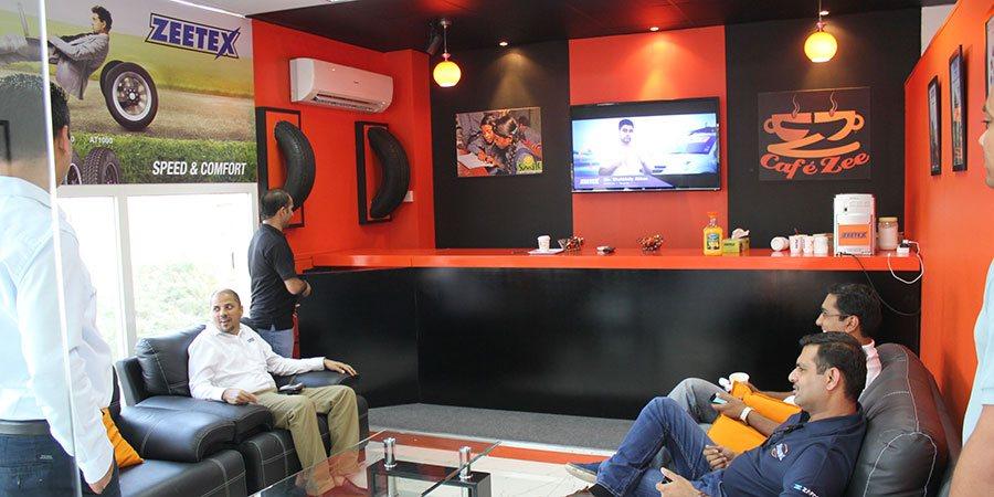 Zeetex Introduces Café Zee