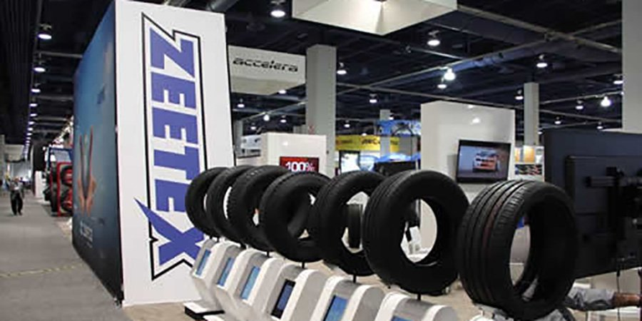 ZEETEX Launches New Patterns at SEMA 2015